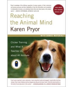 Reaching the Animal Mind-dog training books-amazon