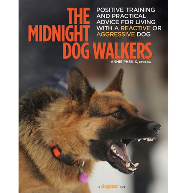 The Midnight Dog Walkers: Positive Training and Practical Advice for Living with Reactive and Aggressive Dogs | Dog Training Books You Can Give This Christmas