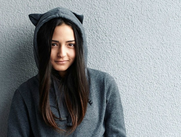 Cat Ear Pullover Hoodie | Cool Christmas Gift Ideas for Cat Lovers